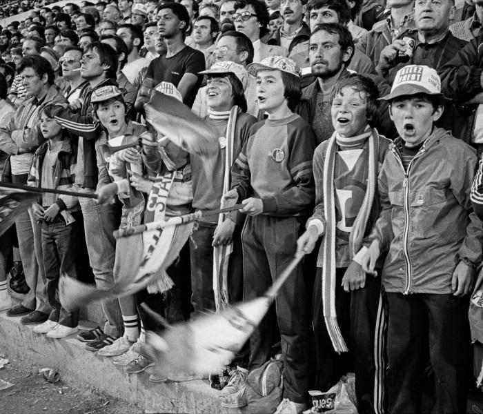 Brest 1982 © Gilles Walusinski