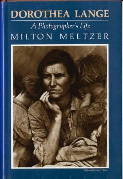 Dorothea Lange par Milton Meltzer