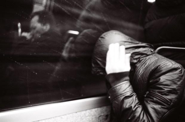 Métro ©Frédéric Teillard