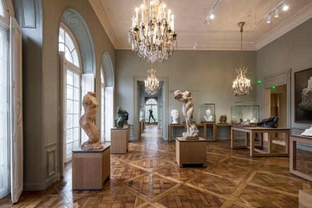 musée rodin paris rénovation lumière