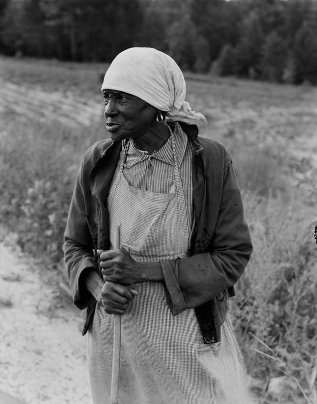 Dorothea Lange, Ancienne esclave à la longue mémoire, Alabama 1938