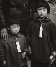 Dorothea Lange, Enfants américains d'origine japonaise