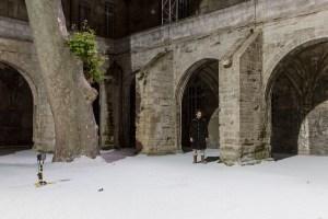 Fugue © Christophe Raynaud de Lage / Festival d'Avignon