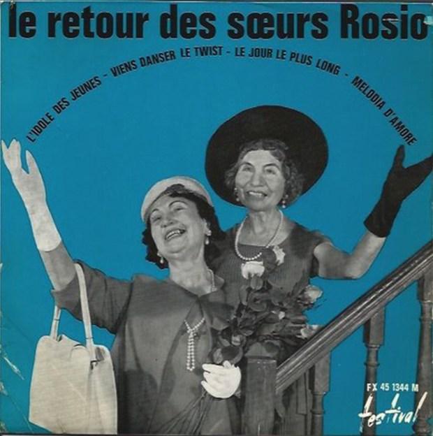 Les sœurs Rosio