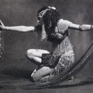 Ida Rubinstein, 1909