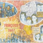 2007 - Les Zurbains vous souhaitent une excellente nouvelle année © Famille urbain