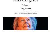 Wislawa Szymborska, pour les vivants et pour lesautres