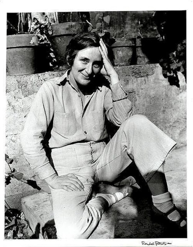 Dorothea Lange par Ronald Partridge
