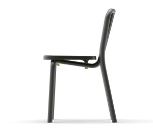 "La ""Tube chair"" d'Eugeni Quitllet pour Mobles 114"