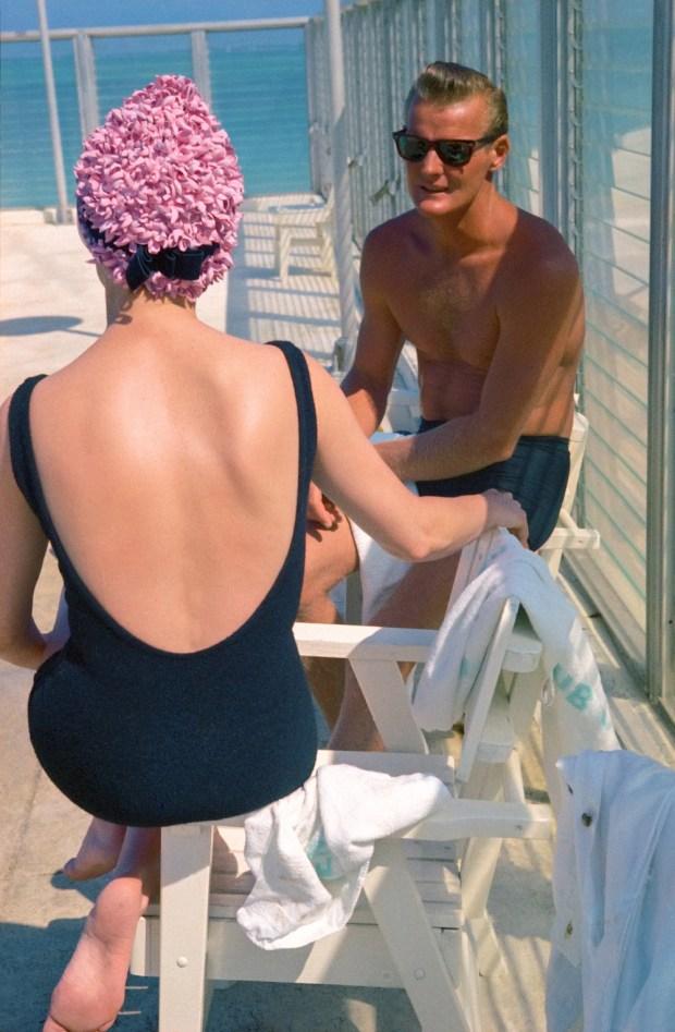 Vivian Maier, Fontainebleau Hotel, Miami 1960