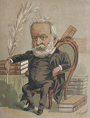 Courrier d'un lecteur de délibéré nommé Victor Hugo