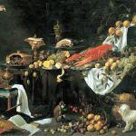 Adriaen van Utrecht - Nature morte (1644) - Rijksmuseum Amsterdam