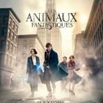 Les Animaux Fantastiques, film fantastique de David Yates, écrit par J.K.Rowling, avec Eddie Redmayne, Katherine Waterstone, Colin Farell...