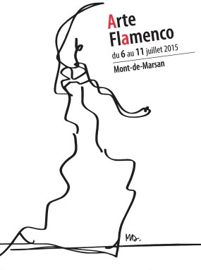 Arte Flamenco - Festival de Mont-de-Marsan 2015