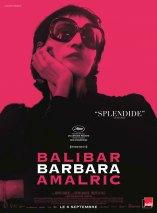Barbara, de Mathieu Amalric, avec Mathieu Amalric, Jeanne Balibar, ...