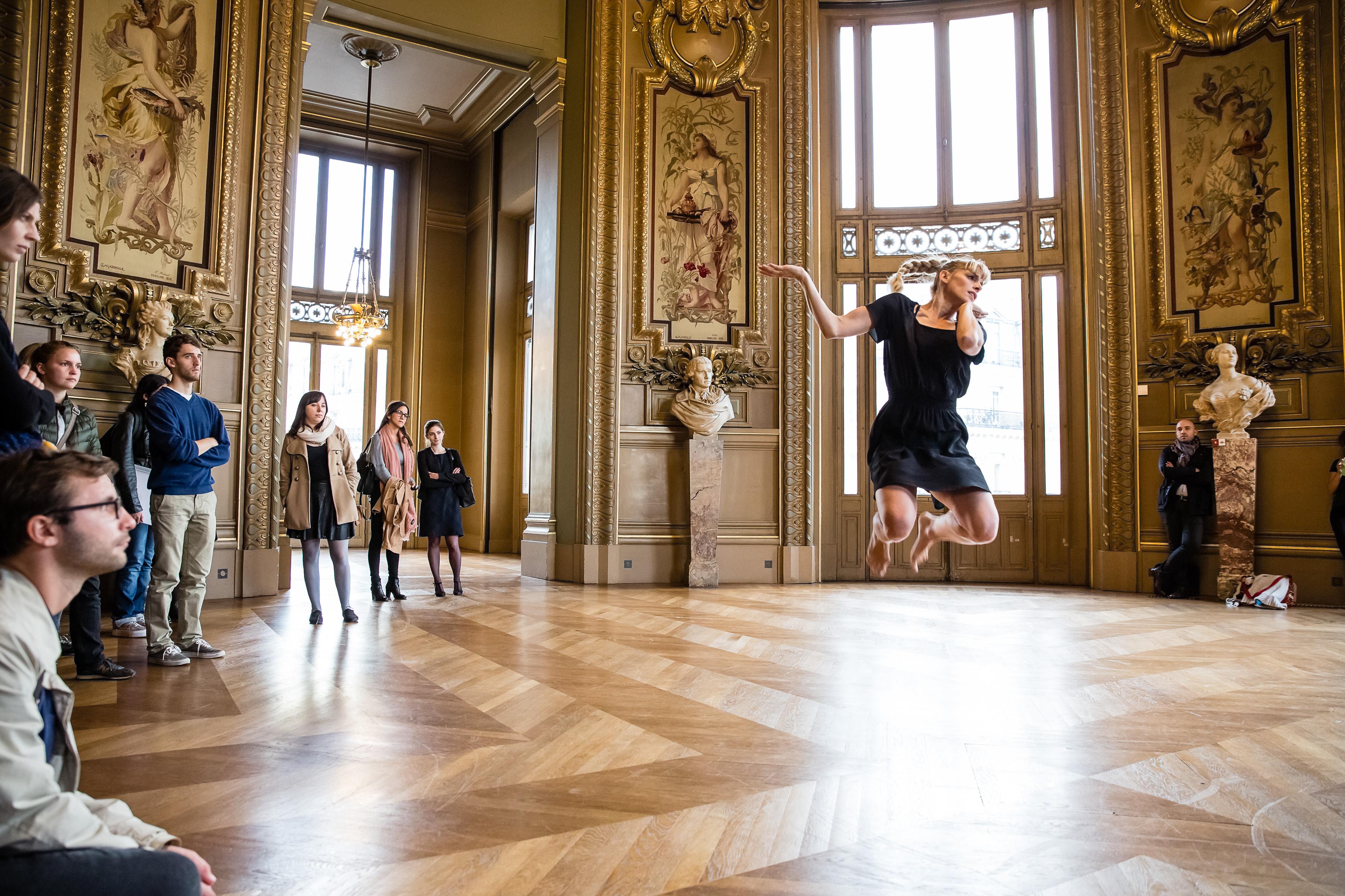 musée danse opéra garnier charmatz 20 danseurs XX siècle