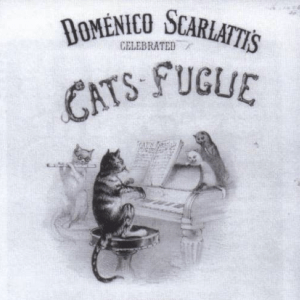 1685 Scarlatti Händel Bach Cat's Fugue