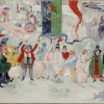 James Ensor, Carnaval en Flandres