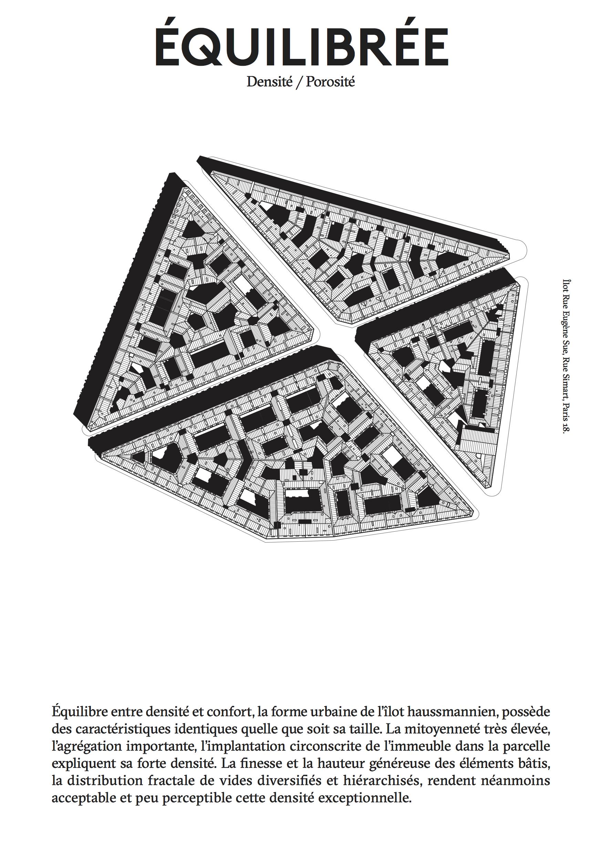 Caracteristique D Un Immeuble Haussmannien haussmann, la preuve par les pleins et les vides