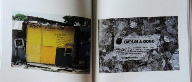 Photo - Arno Bertina, Faire la vie, éditions Sometimes, 2020