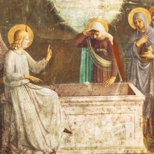 Fra Angelico - Résurrection du Christ - Couvent San Marco, Florence