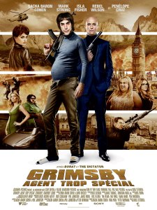 Gimsby, Agent Trop Spécial. Un article de Thomas Gayrard