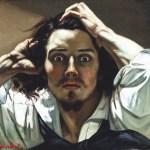 """Gustave Courbet, Le Désespéré. """"Après une opération chirurgicale, un Italien se réveille en parlant français."""" Un fait divers analysé par Edouard Launet dans délibéré"""