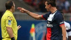 Ibrahimovic vs Toulouse