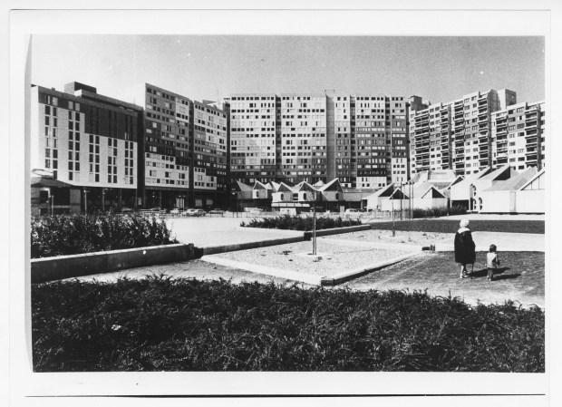 Loiseau Tribel Parent L'Arlequin Grenoble Villeneuve aua architecture urbanisme