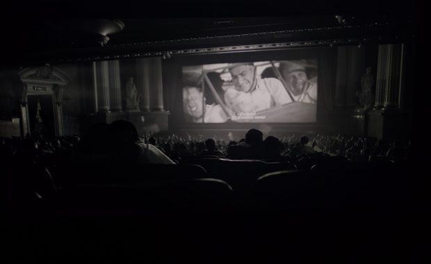 Une séquence de La Grande Vadrouille dans Roma de Alfonso Cuarón