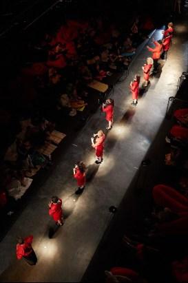 Théâtre de l'Unité, La Nuit unique ©Christophe Raynaud de Lage