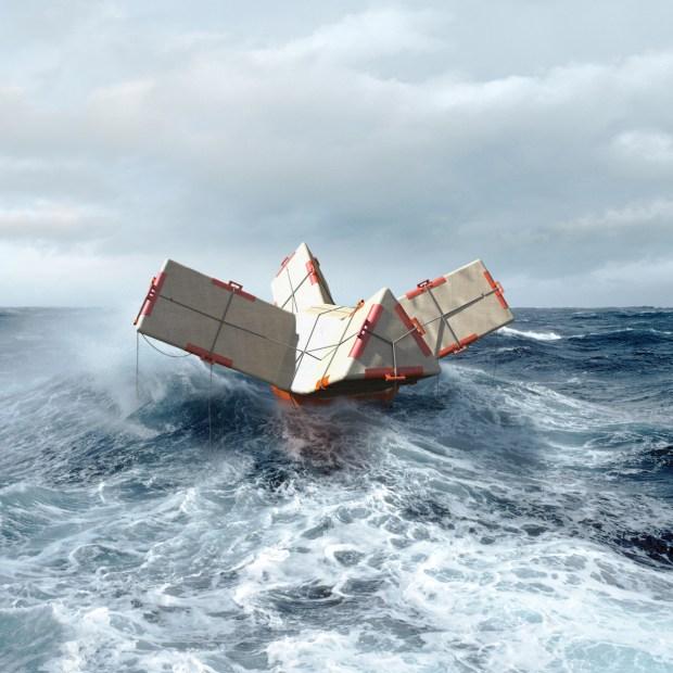 Lampedusa par Didier Faustino