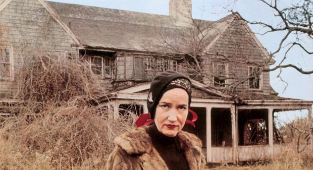 Little Edie dans Grey Gardens (David & Albert Maysles)