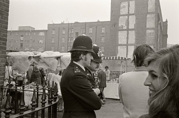 London 1976 - Photo Gilles Walusinski