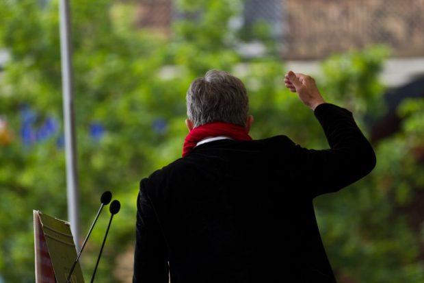 Jean-Luc Mélenchon, Toulouse, 1er juin 2013