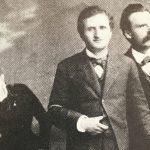 Nietzsche, Paul Rée et Lou von Salomé