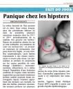 Panique chez les hipsters