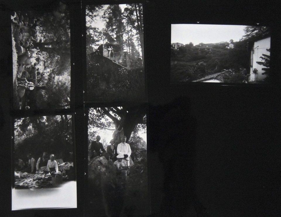 Planche contact: Taxco, 1939. Collection particulière de Gilles Walusinski