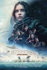 Rogue One: A Star Wars Story, space opera de Gareth Edwards, avec Felicity Jones, Mads Mikkelsen, Diego Luna…