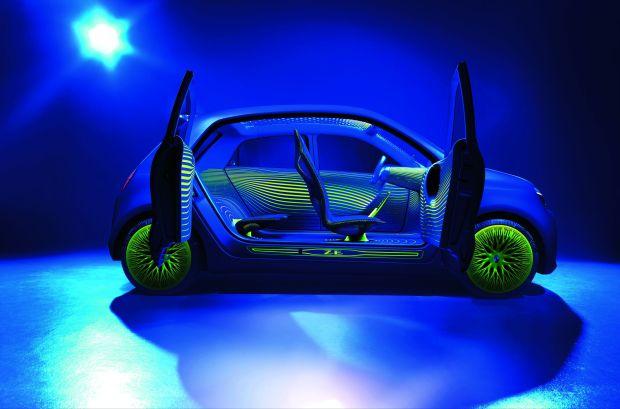 Ross Lovegrove, Concept-car Renault Twin Z
