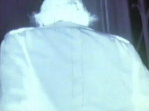 Patrice Kirchhofer, Sensitométrie III (1975) Dominique Noguez montant l'escalier sans fin menant à son appartement de la rue de Seine.
