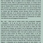 Un marcheur à New York, chapitre 16. Par Antoine de Baecque