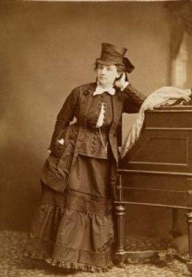 L'Amérique de Victoria Woodhull, par Hélène Quanquin