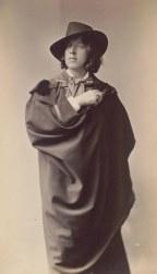 Oscar Wilde par Napoléon Sarony © Bibliothèque du Congrès, Washington