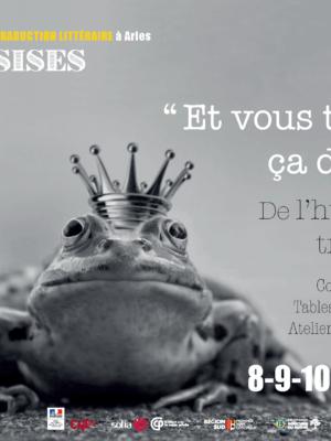 De l'humour en traduction: 36e assises de la traduction littéraire, ATLAS, Arles 2019