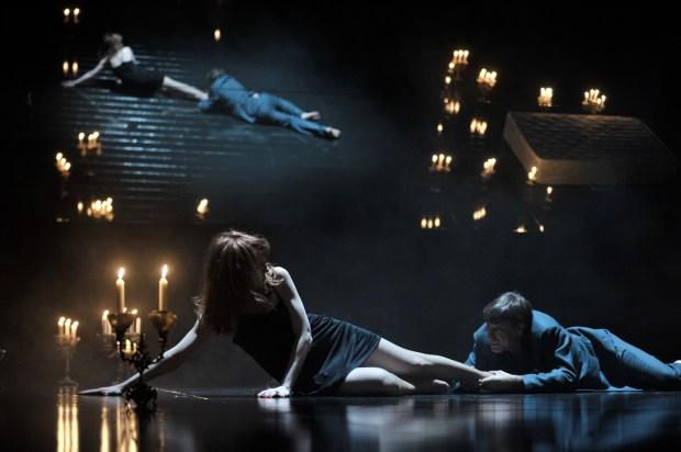 Amphitryon mis en scène par Christophe Rauck © Larissa Guerassimtchouk