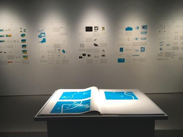 The Anthropocene Style / Philippe Rahm architectes / Exhibition at SFAI (San Francisco Art Institute), USA, 2018 / Photo: Philippe Rahm architectes