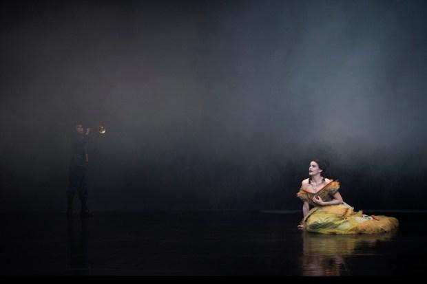 """Marie-Sophie Ferdane dans """"Argument"""", de Pascal Rambert © Marc Domage"""