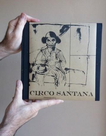 Daniel Barraco - Circo Santana