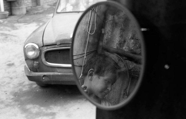 Enfant de Mendoza. Photographie de Daniel Barraco